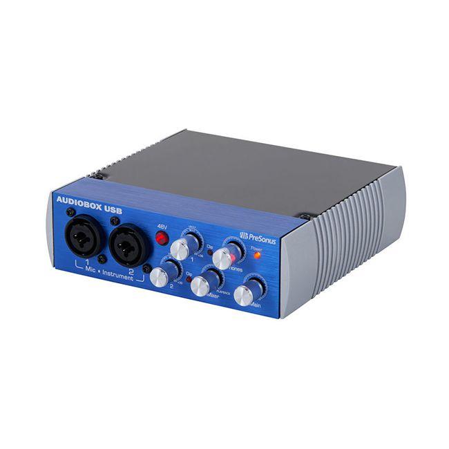Tarjeta de sonido Presonus AudioBox USB