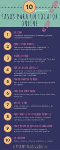 Locutor online, 10 consejos antes de empezar a trabajar